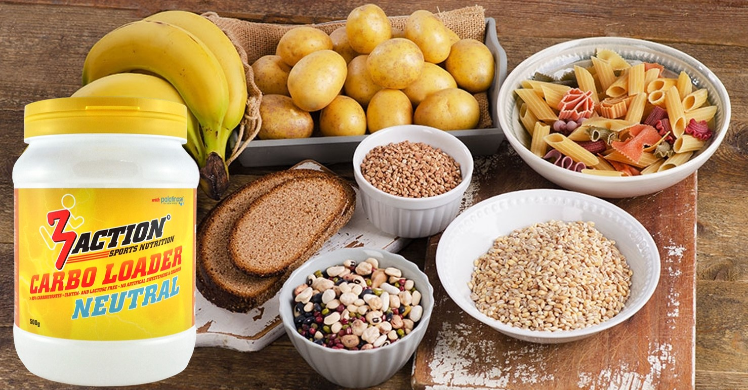 What is carboloading or carbohydrate stacking?