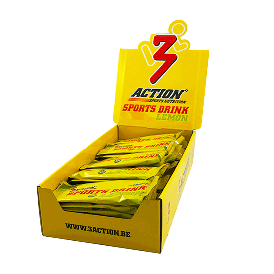 Sports Drink Lemon - 30g