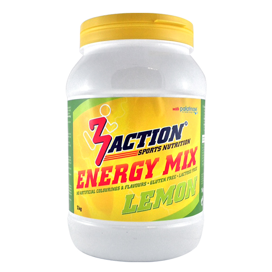 Energy Mix Lemon