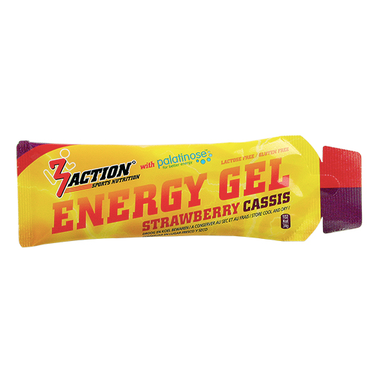 Energy Gel Strawberry-Cassis