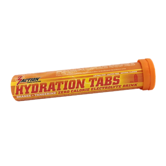 Team pack + hydration tabs