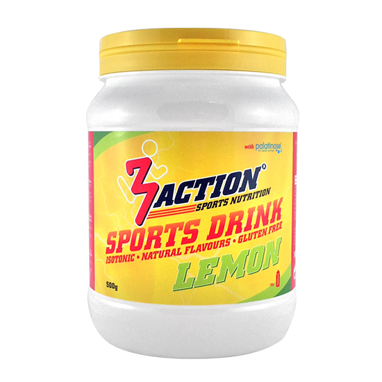 Sports Drink Lemon